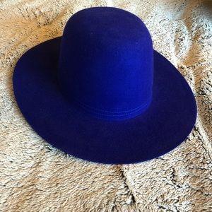 Brixton Womens electric blue hat